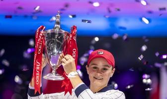 Ashleigh Barty triumfatorką WTA Finals 2019. Australijka wygrała Turniej Mistrzyń w Shenzhen (galeria)