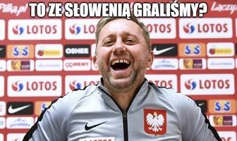"""Eliminacje Euro 2020. Polska - Słowenia. Memy po meczu. """"Fajna ta trawa. Taka nie za równa"""""""