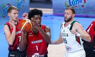 FIBA Europe Cup: Legia Warszawa - Egis Kormend 68:78 (galeria)