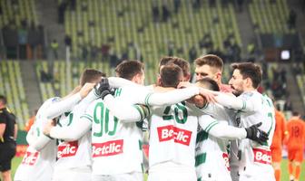 Totolotek Puchar Polski: Lechia Gdańsk - Zagłębie Lubin 3:2 (galeria)