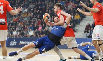 PGNiG Superliga Mężczyzn. Grupa Azoty Tarnów - NMC Górnik Zabrze 23:33 (galeria)