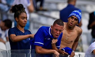 Dramat kibiców Cruzeiro. Brazylijski klub spadł pierwszy raz w 98-letniej historii (galeria)