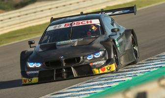 DTM. Drugi dzień testów DTM w Jerez. Robert Kubica w akcji (galeria)