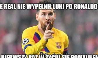 """El Clasico. FC Barcelona - Real Madryt. """"Leo Messi się pomylił"""". Zobacz memy po Derbach Europy"""