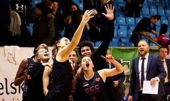 Puchar Polski: Artego Bydgoszcz - CCC Polkowice 64:72 (galeria)