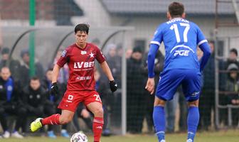 Sparing: Wisła Kraków - Stal Mielec 1:0 (galeria)
