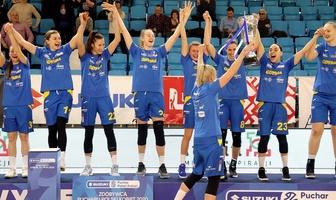 Puchar Polski: Arka Gdynia - CCC Polkowice 83:73 (galeria)