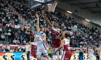 Energa Basket Liga. Anwil Włocławek - PGE Spójnia Stargard 110:84 (galeria)