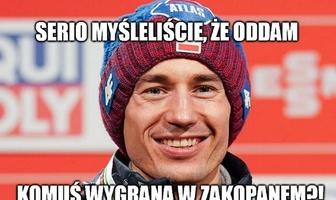 """Puchar Świata w Zakopanem. """"Kamilowi się dziś należało"""". Zobacz memy"""