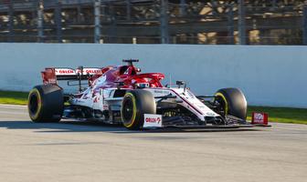 Testy F1. Robert Kubica za kierownicą Alfy Romeo (galeria)