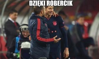 "Bundesliga. Bayern - Paderborn. ""Dzięki Robercik, bohaterze ty mój"". Memy po meczu"