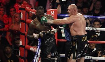 Boks. Deontay Wilder - Tyson Fury 2. To była egzekucja. Zdjęcia pokazują potężną moc nowego mistrza