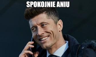 """Liga Mistrzów. """"Spokojnie Aniu, bramkę też strzeliłem"""". Memy po meczach Bayernu i Napoli"""