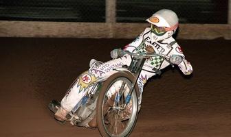 Żużel. Retro speedway. Arena Essex z Leigh Adamsem w składzie rozbiła Exeter Falcons (galeria)