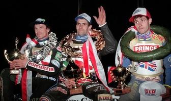 Żużel. Retro speedway. Pierwszy w historii turniej Grand Prix i zwycięstwo Tomasza Golloba! (galeria)