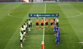 Koronawirus. W Korei Płd. już grają! Tak będzie wyglądał futbol w najbliższym czasie (galeria)