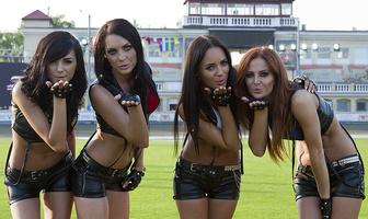 Żużel. SEC Girls - piękne ambasadorki cyklu TAURON Speedway Euro Championship (galeria)