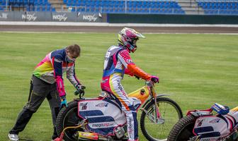 Żużel. Drugi trening Motoru Lublin (galeria)