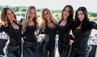 Żużel. Monster Girls - piękne hostessy, które towarzyszą turniejom o mistrzostwo świata (galeria)