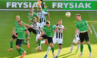 Fortuna 1. liga: GKS Bełchatów - Sandecja Nowy Sącz 0:3 (galeria)