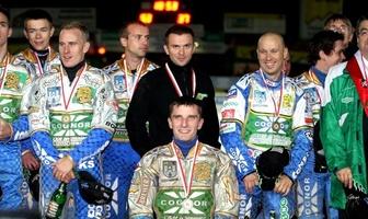 Cognor Włókniarz Częstochowa - Polonia Bydgoszcz - rewanżowy mecz o brązowy medal DMP 2009 (galeria)