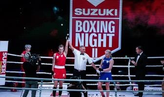 Boks. Suzuki Boxing Night II. Mateusz Masternak - Sergiej Radczenko: zdjęcia z gali (galeria)