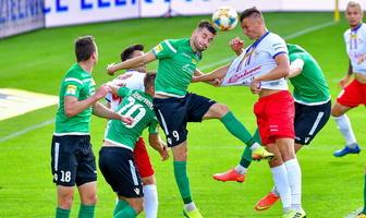 Fortuna I liga: GKS Bełchatów - Podbeskidzie Bielsko-Biała 1:1 (galeria)