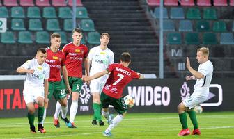 Fortuna I liga: Zagłębie Sosnowiec - Warta Poznań 0:2 (galeria)