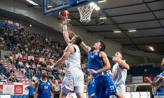 Kasztelan Basketball Cup 2020: Anwil Włocławek - Arged BM Slam Stal Ostrów Wielkopolski 84:69 [GALERIA]