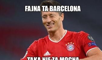 Liga Mistrzów. Ronaldo, Messi? Zobacz memy po zwycięstwie Bayernu Monachium