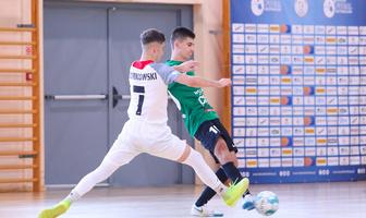 Futsal: AZS UW Wilanów - P.A. Nova Gliwice 1:1 (galeria)