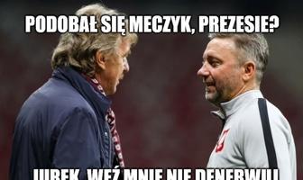 """Liga Narodów. """"Podobał się meczyk, prezesie?"""". Zobacz memy po zwycięstwie Polaków"""