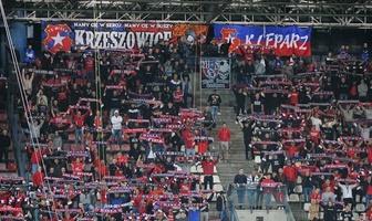 PKO Ekstraklasa. Kibice podczas meczu Wisła Kraków - Wisła Płock (galeria)