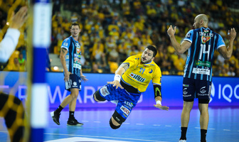 Liga Mistrzów: Łomża VIVE Kielce - MOL-Pick Szeged 26:23 [GALERIA]