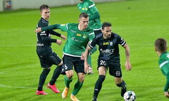 Fortuna 1 liga: GKS Bełchatów - ŁKS Łódź 1:3 (galeria)