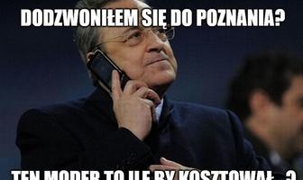 """Liga Europy. """"Dodzwoniłem się do Poznania?"""". Zobacz memy po meczu Lecha Poznań"""