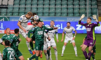 PKO Ekstraklasa: Legia Warszawa - Śląsk Wrocław 2:1 (galeria)