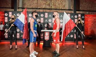 Ważenie przed Suzuki Boxing Night III - Polska vs. Chorwacja w Lublinie (galeria)