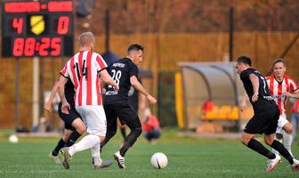 Puchar Polski: Wieczysta Kraków - Cracovia II 4:0 (galeria)