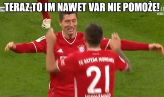 """Bundesliga. """"Niemcowi by zaliczyli..."""". Zobacz memy po zwycięstwie Bayernu Monachium"""