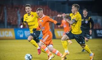 Fortuna I liga. Bruk-Bet Termalica Nieciecza - Widzew Łódź 2:0 (galeria)