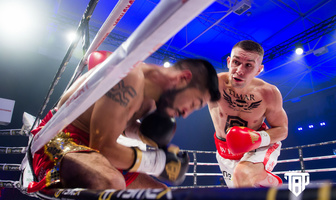 Tymex Boxing Night 14 w Szydłowcu (galeria)