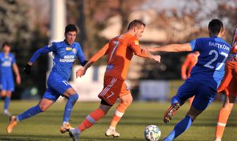 Fortuna I liga. Puszcza Niepołomice - Bruk-Bet Termalica Nieciecza 0:0 (galeria)