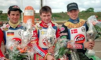 Żużel. Finał Interkontynentalny w Holsted. Tak Nilsen i Andersen wjechali do Grand Prix! [GALERIA]