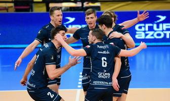 Liga Mistrzów: PGE Skra Bełchatów - Grupa Azoty ZAKSA Kędzierzyn-Koźle 2:3 [GALERIA]