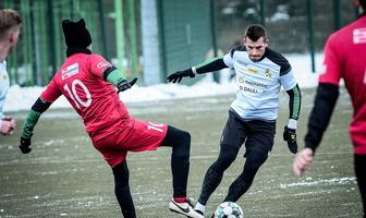Fortuna 1 liga Sparing: GKS Bełchatów - Lechia Tomaszów Mazowiecki 2:1 [GALERIA]