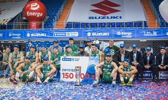 Suzuki Puchar Polski. Enea Zastal BC Zielona Góra - PGE Spójnia Stargard 86:73 (galeria)