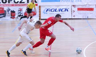 Futsal: AZS UW DARKOMP Wilanów - Red Dragons Pniewy 2:2 (galeria)