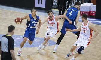 Eliminacje Eurobasket 2022: Hiszpania - Izrael 78:73 [GALERIA]