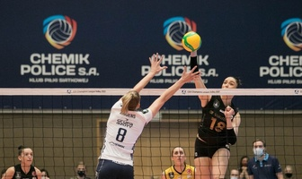 Liga Mistrzyń: Grupa Azoty Chemik Police - VakifBank Stambuł 0:3 [GALERIA]